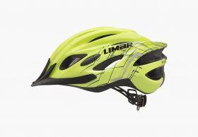 Mladinska kolesarska čelada Limar Rocket-Yellow