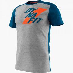 Moška aktivna majica Dynafit Transalper Light - Nimbus/Melange