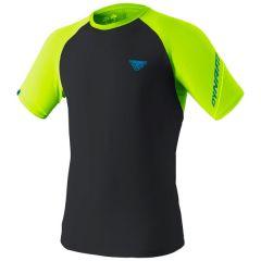 Majica Dynafit Alpine Pro/Fluo Yellow