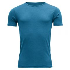 Termo majica Devold Breeze-Blue Melange