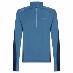Moška termo aktivna majica La Sportiva Swift - Atlantic/Night Blue