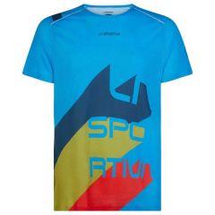 Tekaška majica La Sportiva Stream - Neptune/Opal