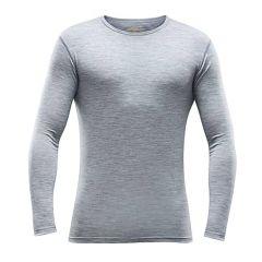 Termo majica Devold Breeze- Grey Melange