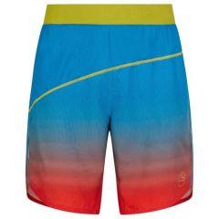 Tekaške kratke hlače La Sportiva Medal Short - Neptune/Poppy