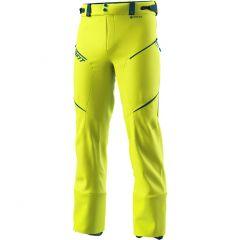 Turno smučarske hlače Dynafit Radical 2 GTX - Lime Punch