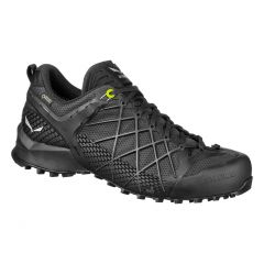 Pohodni čevlji Salewa Wildfire GTX - Black Out/Silver