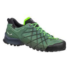 Pohodni čevlji Salewa Wildfire GTX - Myrtle/Fluo Green