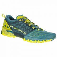 Tekaški čevlji La Sportiva Bushido II - Pine/Kiwi
