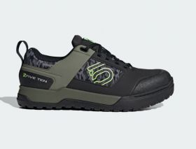 MTB Kolesarski čevlji Five Ten Impact PRO-Core Black/Signal Green/ Legacy Green