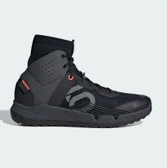 MTB Kolesarski čevlji Five Ten Trailcorss MID-Core Black/Grey Two/ Solar Red