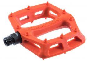 Kolesarska pedala DMR V6- Orange