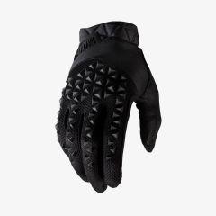 MTB kolesarske rokavice Geomatic - Black