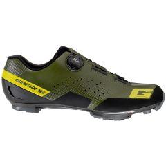 Kolesarski MTB čevlji Gaerne G.HURRICANE-Forest Green