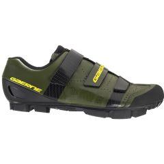 Kolesarski MTB čevlji Gaerne G.LASER-Forest Green