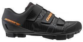 Ženski kolesarski MTB čevlji Gaerne G.LASER-Black
