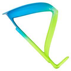 Nosilec bidona Supacaz Fly Cage Limited-Neon Yellow/Neon Blue