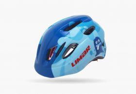 Otroška kolesarska čelada Limar Kid PRO S- Ghost Blue