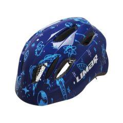 Otroska kolesarska celada Limar Kid PRO S - Space Blue