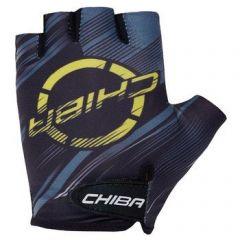 Otroške kolesarske rokavice Chiba Kids-Grey