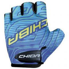 Otroške kolesarske rokavice Chiba Kids-Royal