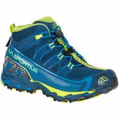 Otroški pohodni čevlji La Sportiva Falkon GTX - Opal/Citrus