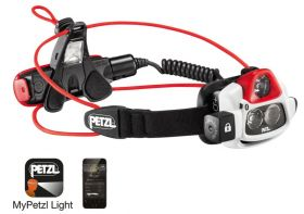 Naglavna svetilka Petzl NAO+ Bluetooth