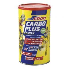 Energijski napitek Pro Action Energizer Carbo Plus-530g