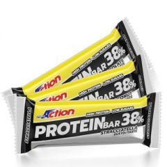 Proteinska ploščica ProAction Protein Bar 38%-80g