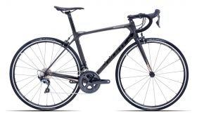 Cestno kolo Giant TCR Advanced 1 COMP 2019- Charcoal