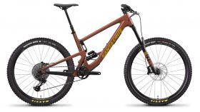 Gorsko kolo Santa Cruz Bronson 3 C S-Kit 2020-Red Tide