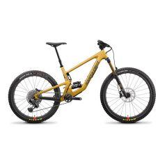 Gorsko kolo Santa Cruz Bronson 4 CC X01-Kit AXS RSV 2022 - Paydirt Gloss
