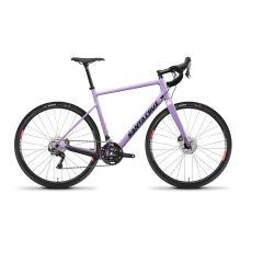 Gravel kolo Santa Cruz Stigmata 3 CC GRX 2022 - Gloss Lavender