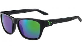 Sončna očala Cebe Hacker - Shiny Black/Green