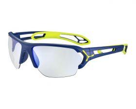 Sončna očala Cebe S'Track - Navy/Lime