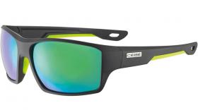 Sončna očala Cebe Strickland - Matt Black/Lime Grey