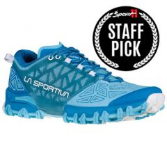 Ženski tekaški čevlji LaSportiva Bushido II-Pacific Blue/Neptune