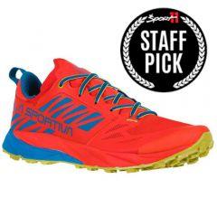 Tekaški čevlji La Sportiva Kaptiva- Poppy/Neptune