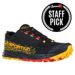 Tekaški čevlji La Sportiva Lycan II- Black/Yellow