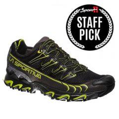 Tekaški čevlji La Sportiva Ultra Raptor-Black/Apple Green