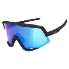 Kolesarska očala Limar Caos - Matt Black Blue