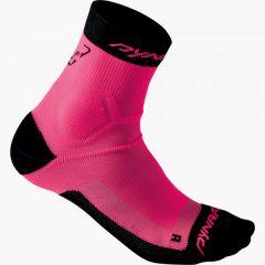Tekaške nogavice Dynafit Alpine - Fluo Pink