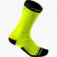 Tekaške nogavice Dynafit Ultra Cushion -  Fluo Yellow