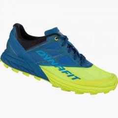 Tekaški čevlji Dynafit Alpine - Fjord/Lime Punch