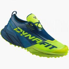 Tekaški čevlji Dynafit Ultra 100- Poseidon/Fluo Yellow