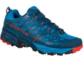 Tekaški čevlji La Sportiva Akyra GTX - Neptune / Poppy