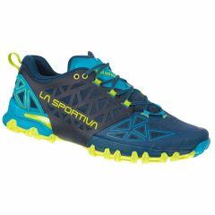 Tekaški čevlji La Sportiva Bushido II - Opal/Apple Green