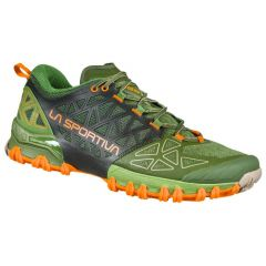 Tekaški čevlji LaSportiva Bushido II- Kale/Tiger