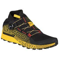 Tekaški čevlji La Sportiva Cyklon - Black/Yellow