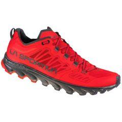 Tekaški čevlji LaSportiva Helios III - Goji/Carbon