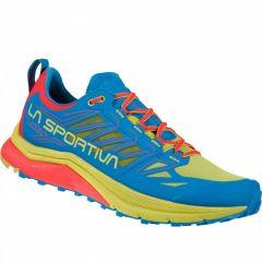 Tekaški čevlji La Sportiva Jackal- Neptune/Kiwi